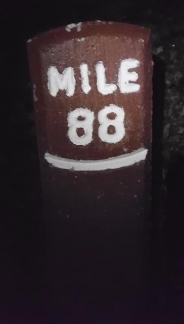 NPS mile marker 88