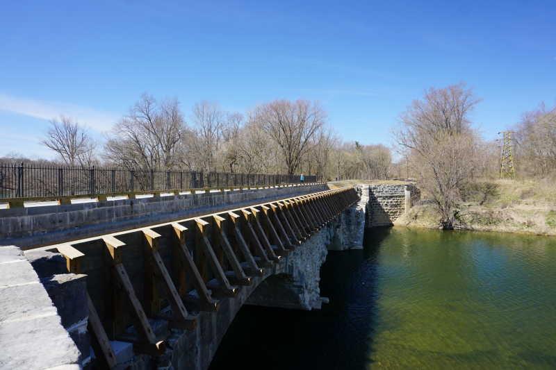 conococheauge aqueduct