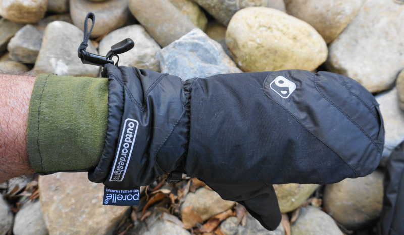 layers of gloves